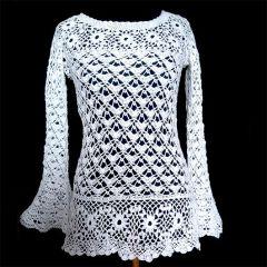 13e56c5f0517d3 szydełkowe bluzki i sweterki